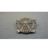 WW2 German WH Badge 1942