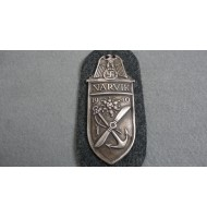 WW1 WW2 German Shield NARVIK