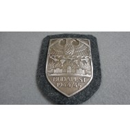 WW1 WW2 German Shield BUDAPEST