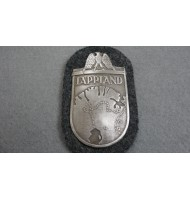 WW1 WW2 German Shield LAPPLAND