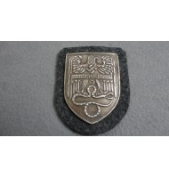 WW1 WW2 German Shield WARSCHAU
