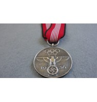 WW2 German Olympic 1936 Commemorative Medal
