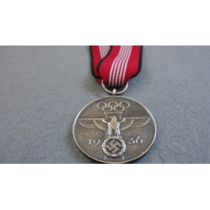 WW2 German Olympic 1936 Medal