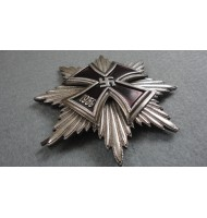 WW2 German Star 1939 of the Grand Cross of the Iron Cross - Silver