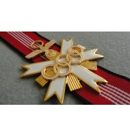 German Olympic medal 1936 - 2nd Class - ( Decoration )