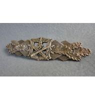WW2 German Close Combat Badge - in Bronze