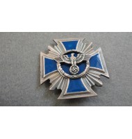 WW2 German NSDAP 15 Years Long Service-Pin Badge