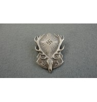 WW2 German Hunting Association-DJ-Tinnie Badge