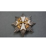 WW2 German Order Of The German Eagle-2nd Class With Crossed Swords.