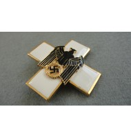 WW2 German Social Welfare Decoration Merit Cross 2nd Class