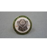 WW2 Nazi German 1888-1938-50 Years Hunting Badge