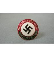 """WW2 German Nazi  """"Meine Ehre heiBt Treue"""" - Pin Badge"""