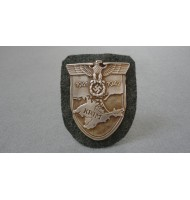 WW2 German Campaign KRIM Shield