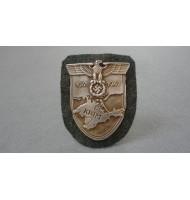 WW2 German Campaign KRIM Shield
