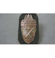 WW2 German Campaign DEMJANSK Shield
