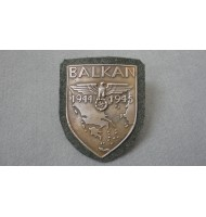 WW2 German Campaign BALKAN Shield