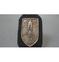 WW2 German Campaign CHOLM Shield
