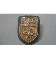 WW2 German Campaign WARSCHAU Shield