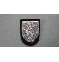 WW2-SS Gruppe Frankfurt Main Shield