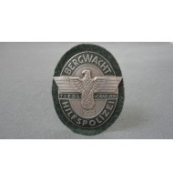 WW2 German Mountain Guard Executive Badge