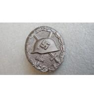 WW2 German Wound Badge 1939 - Black