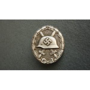 WW2 German Wound Badge 1939 - Silver